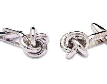 Cufflink ClassicalPlain Knot