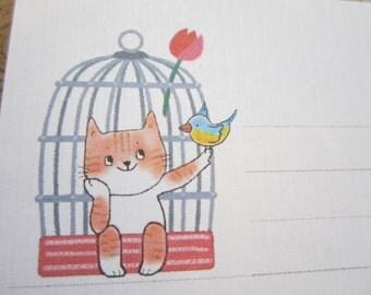 Regular paper / My Bird