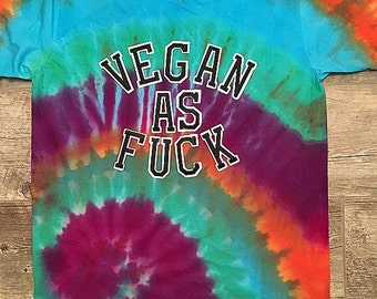 VEGAN AS F*CK size L