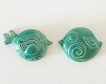 Turquoise Pottery Etsy