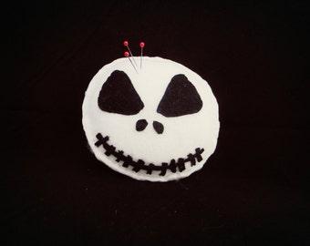 Skeleton Pincushion- Handmade