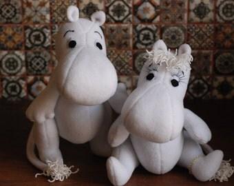 The Moomins (Swedish: Mumintroll)