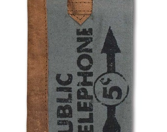 Public Telephone Iphone Case