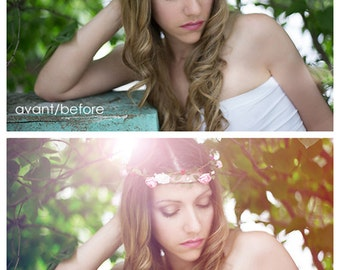 Photoshop collection Rapunzel - 4 action
