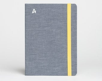 Hardcover notepad JEANS
