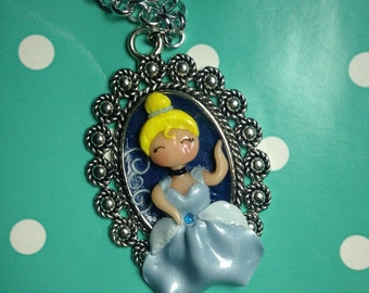 Cinderella Kawaii Necklace