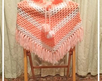 Beautiful handmade Poncho