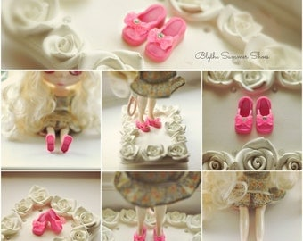 Blythe Doll Sumer Shoes