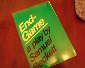 Vintage Endgame Script by Samuel Beckett