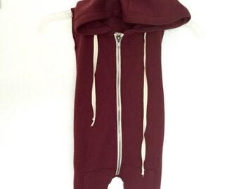 Child zip up hoodie