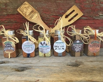 Country Chefette's Rubs and Spices Starter Kit