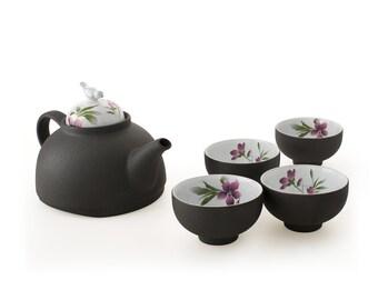 Emperor's Bird Tea Set