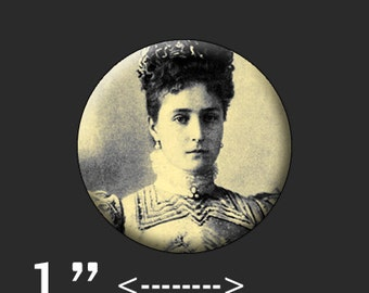"Alexandra Romanov 1"" Pin"