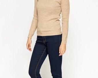 Slim fit dark blue jeans PBS/S3
