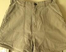 1980s Patagonia High Waist Shorts