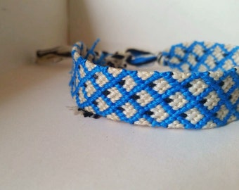 Triple Braided Friendship Bracelet
