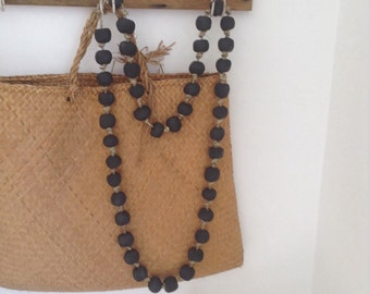 Handcrafted ceramic beads