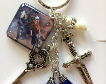 Medieval Key Chain