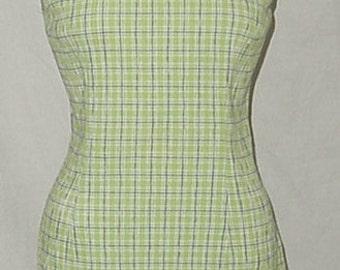 Vintage Cool Summer Dress size 9