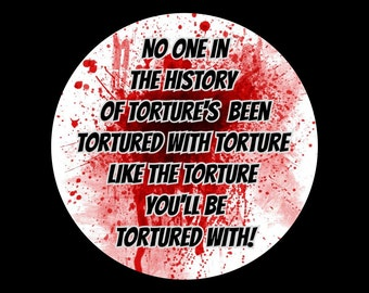 Supernatural | Torture Badge
