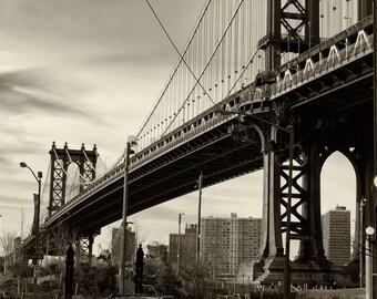 Manhattan Bound