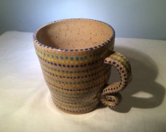 Dots Coffee Cup