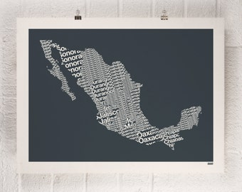 Mexico print