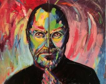 Mr.Steve & Mr.Jobs