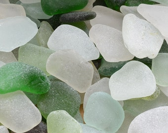 Genuine English Sea Glass - 200g, Sea Glass Craft Quality, Mosaic Craft Supplies, Sea Glass,