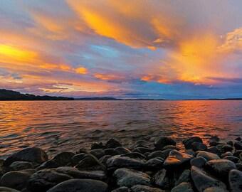 Gordon, Tasmania, sunset Photography, Beach Photography, landscape photography, ocean photography