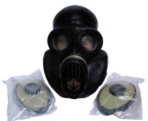 masque gaz militaire russe noir pbf hamster. Black Bedroom Furniture Sets. Home Design Ideas