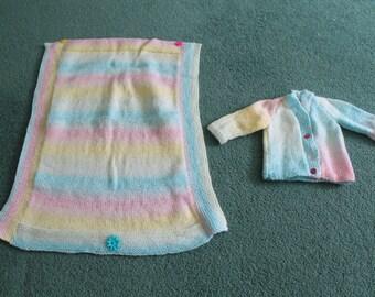Handmade baby bundle