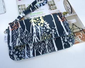 Tree & Leaves  purse