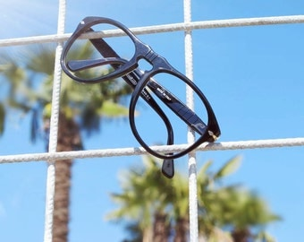 Persol MEFLECTO Vintage Sunglasses (no lenses)