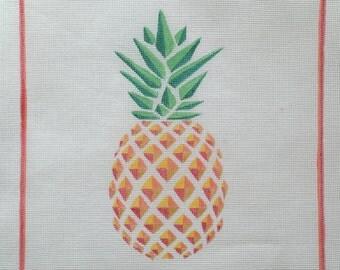 Pineapple Needlepoint Tapestry Kit
