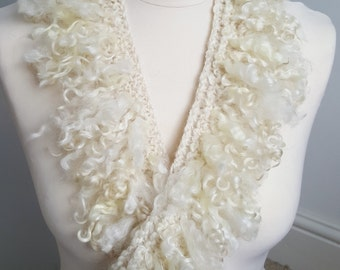 Hand Knitted Versatile Scarf