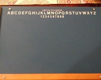 Chalkboard Storage Tray