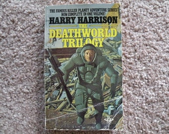 The Deathworld Trilogy by Harry Harrison
