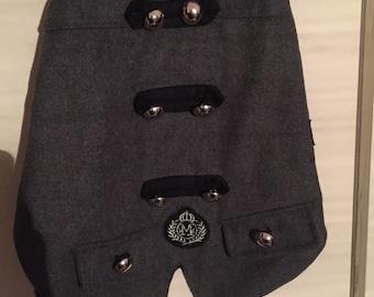 Military Style Dog Jacket