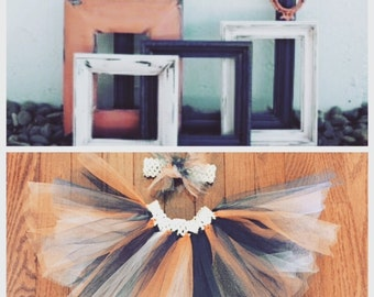 Nautical Baby Tutu-Made to Order-Custom Tutu-Baby Headband
