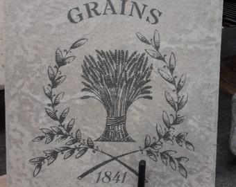 Grains 1841 Tile