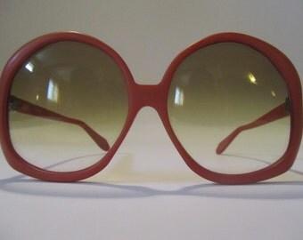 Big sunglasses Sunglasses Oversized Vintage 1970/80 NEW NEW year 2205 Filos