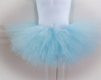 Light Blue Tutu/Alice in Wonderland Tutu - Other Colors Available