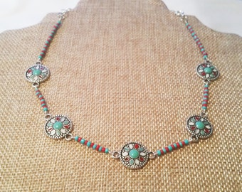 Water and Fire Choker