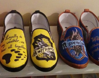 Harry Potter House Shoes: Women's