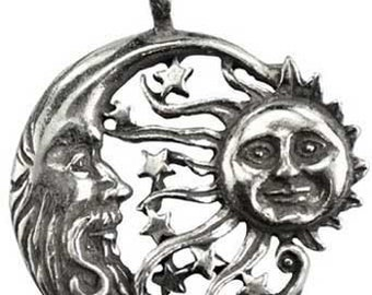 Sun And Moon Amulet