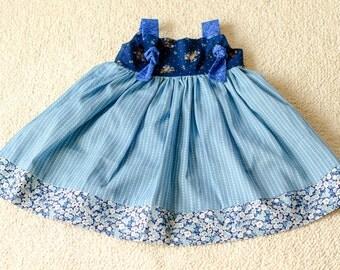 Knot dress, size 4