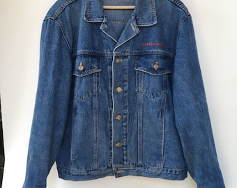 Grace Under Fire Denim Jacket, L