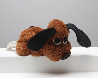 Wallace Berrie Brown Puppy Dog 1973