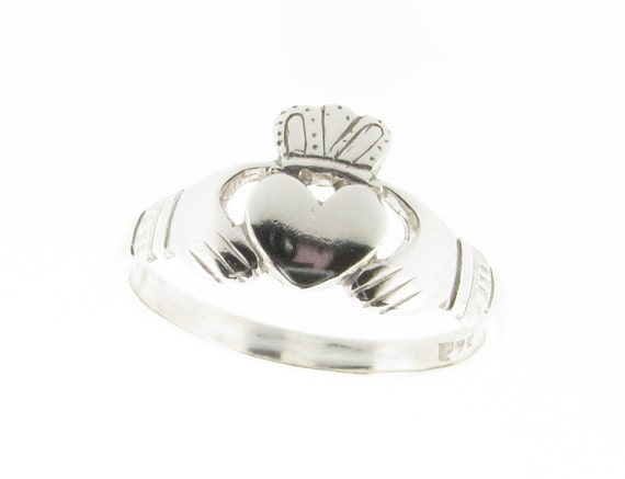 sterling silver claddagh ring uk sizes k r us sizes 5